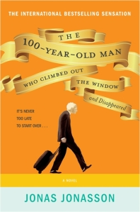 The 100-year old man...