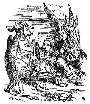 """TBPL Staff Poetry Favourites """" Jabberwocky"""" by Lewis Carroll ..."""