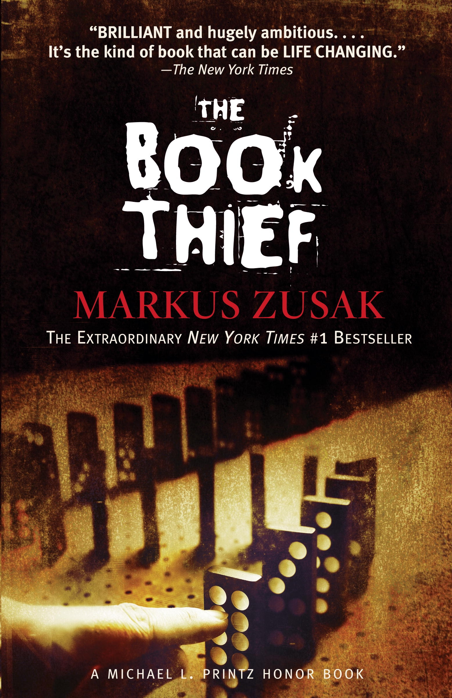 Book Thief by Markus Zusak – Off the Shelf