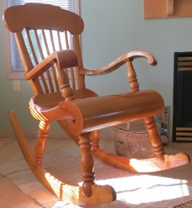 Finnish Rocking Chair