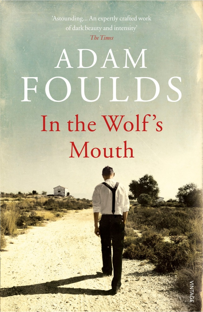 In the Wolf's Mouth front cover