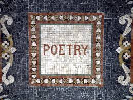 poetry tile