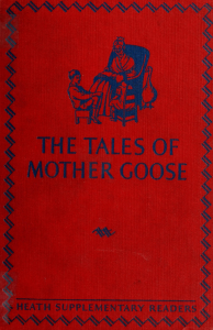 The_Tales_of_Mother_Goose_-_cover