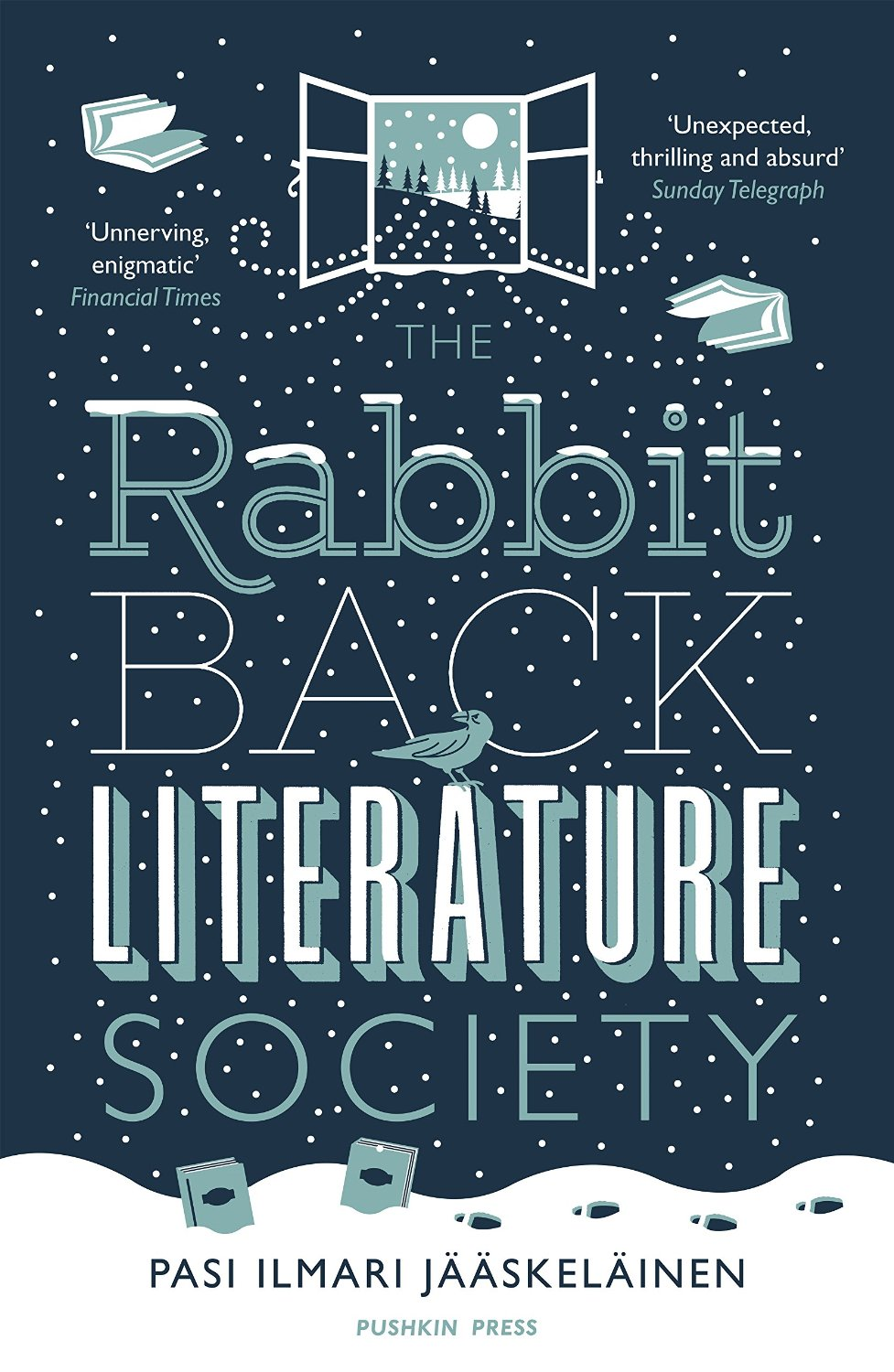 rabbit back pushkin cover image