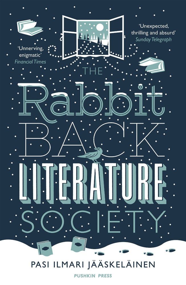 rabbit back pushkin cover image