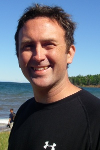 Matt-on-Madeline-Island