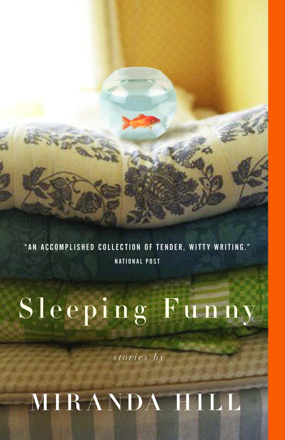 SleepingFunny soft cover