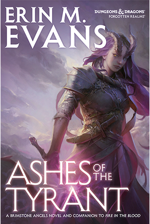Ashes of the Tyrant book cover