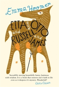 Emma and Otto and Russel and James cover