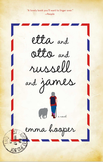 Etta and Otto and Russell and James cover