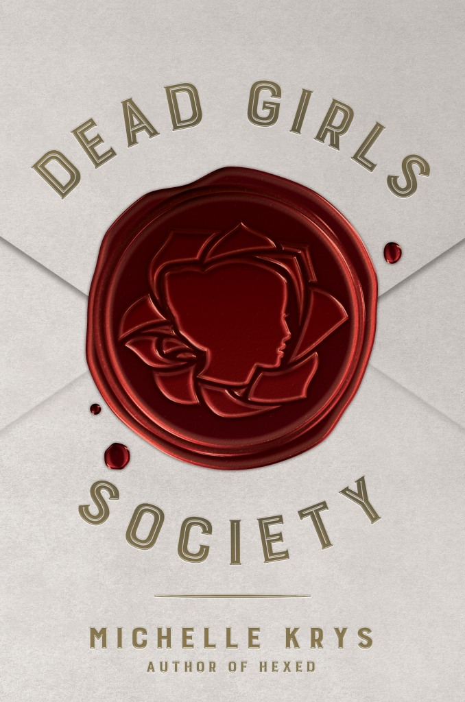 book cover of Dead Girls Society