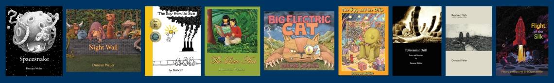 Duncan Weller's books