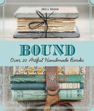 Bound book cover