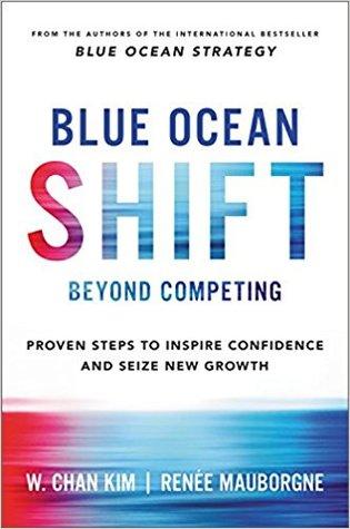 Blue Ocean Shift cover