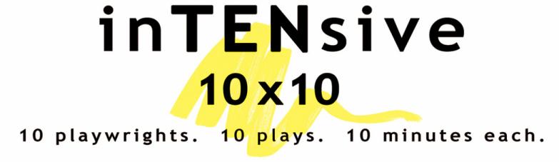 10x10 inTENsive banner