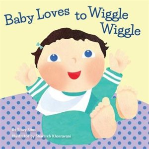 baby loves to wiggle wiggle cover
