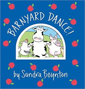 barnyard dance cover
