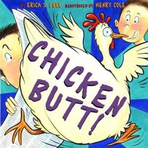 Chicken Butt cover