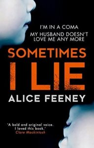 sometimes I lie cover