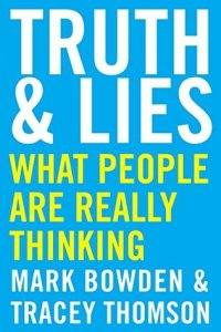 truth and lies cover
