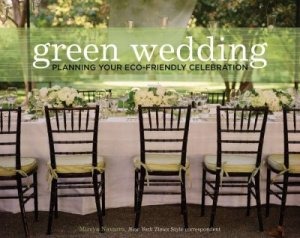 green wedding cover