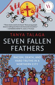 seven fallen feathers cover