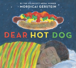 dear hot dog cover