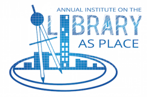 library as place logo