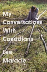 cover of My Conversations with Canadians