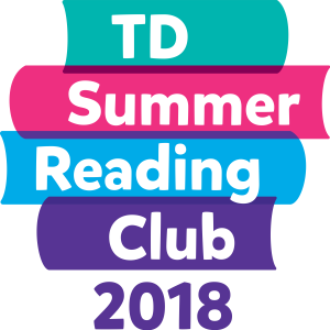 TD Summer Reading Club 2018 Logo