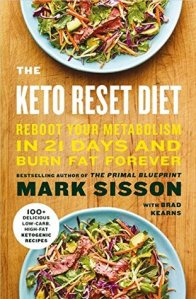 Keto Reset Diet cover