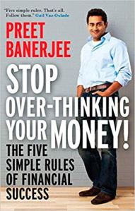 Stop Over-Thinking Your Money cover