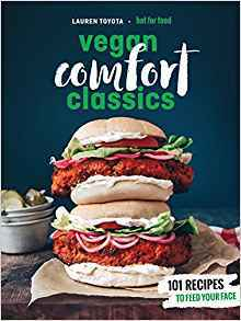 hot for food vegan comfort classics cover