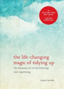 life-changing magic of tidying up cover