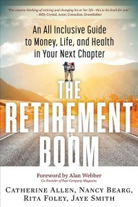 the retirement boom cover