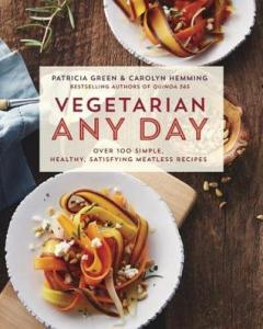 vegetarian any day cover