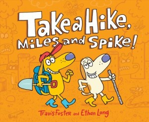Take a Hike, Miles and Spike cover