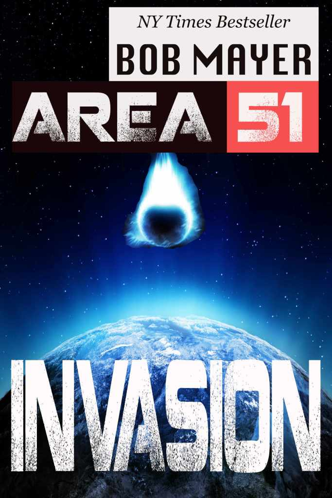 Area 51 Invasion cover