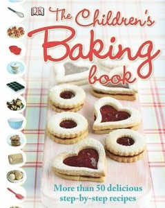 Children's Baking Book cover