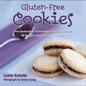 gluten-free cookies cover