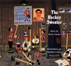 the hockey sweater cover