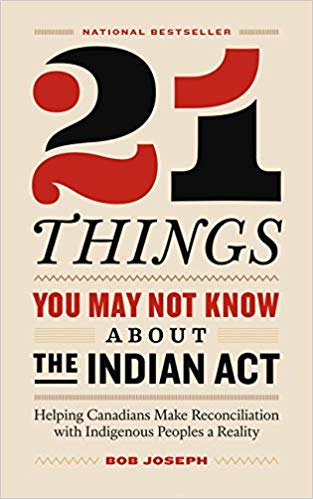 Cover: 21 Things You May Not Know About the Indian Act