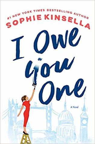 I Owe You One, Sophie Kinsella