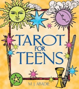 tarot for teens cover
