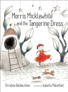 morris micklewhite and the tangerine dress cover