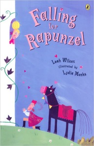 falling for rapunzel cover