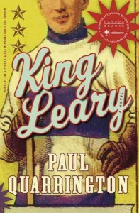 king leary cover