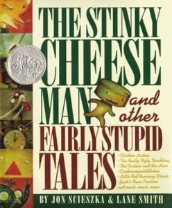 Stinky Cheese Man cover