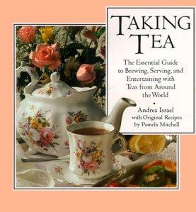 taking tea cover