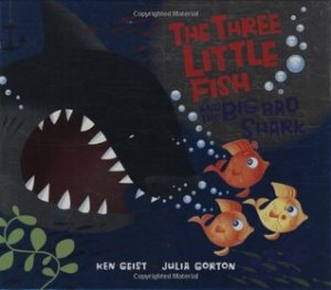 the three little fish cover